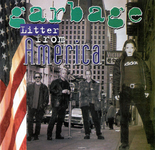 garbage discography: