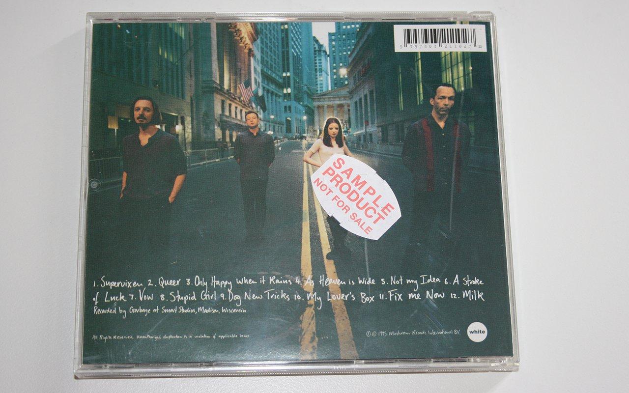 Oceania, MUSH32110.2, CD
