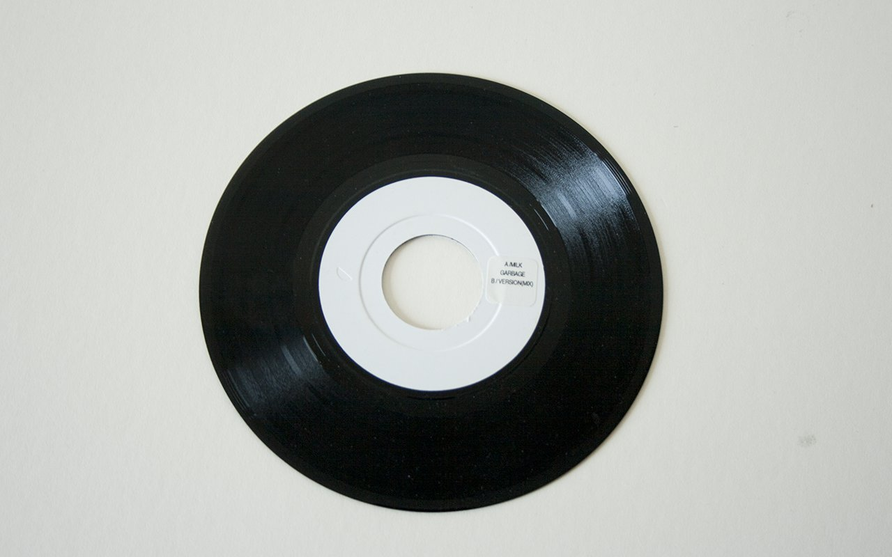 UK, SX1494A/B, 7 inch Single (Dinked)