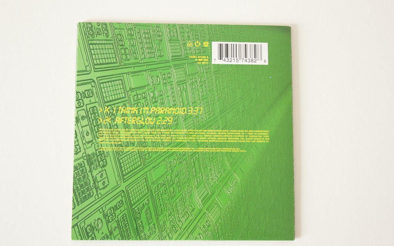 Europe, 74321 57438 2, CD (2 of 2)