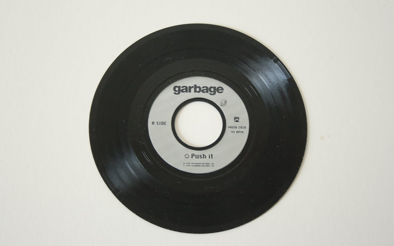 UK, MUSH28SX, 7 inch Single (Dinked)