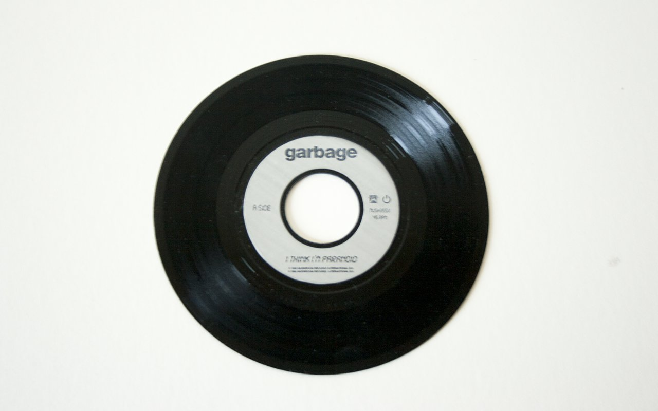 UK, MUSH35SX, 7 inch Single (Dinked)
