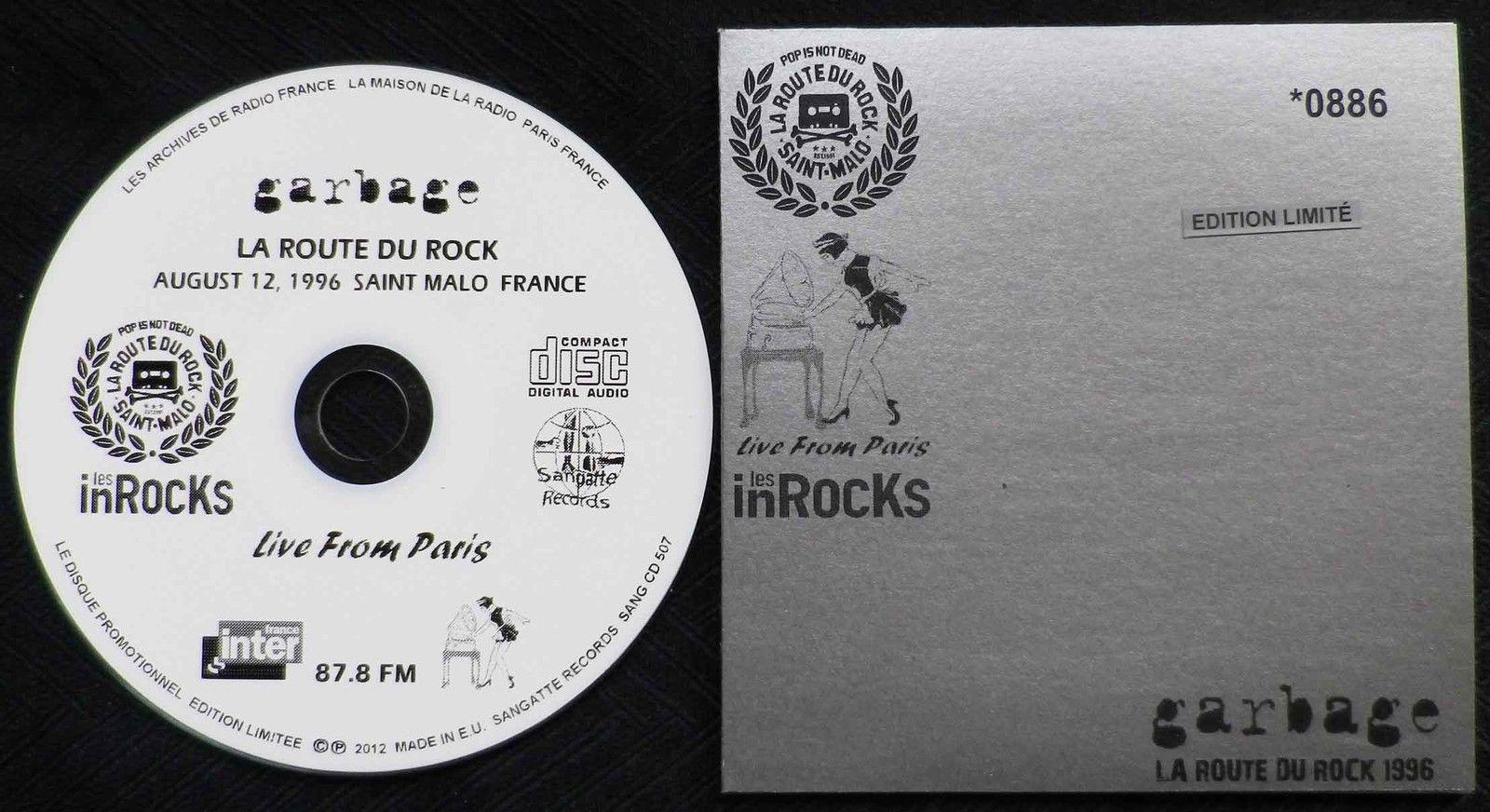 France, SANG S07 CD, CD