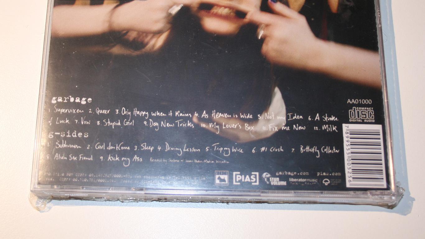 Brazil, VMCD140, CD